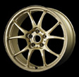 Flat Gold 18inch