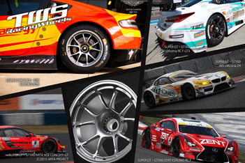 TWS Racing Wheels�@�i���[�V���O�z�C�[���j